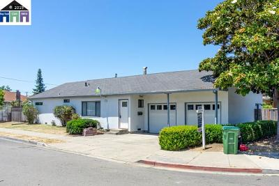 Hayward Single Family Home For Sale: 442 Wyeth