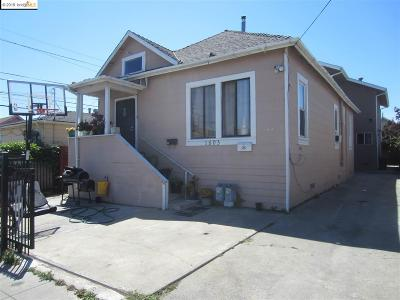 Oakland Multi Family Home For Sale: 1803 Rosedale Ave