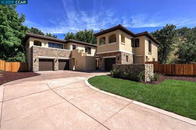 Dublin, Pleasanton, Alamo, Danville, Orinda, San Ramon Single Family Home For Sale: 26 Walnut Meadow
