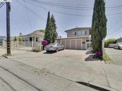 Oakland Multi Family Home For Sale: 3122 Coolidge Ave