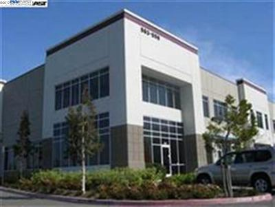Fremont, Pleasanton, Concord, Walnut Creek Commercial Lease For Lease: 889 Corporate Way