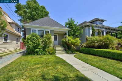 Alameda Single Family Home For Sale: 1616 4th St