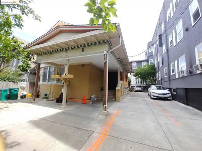 Oakland Multi Family Home For Sale: 546 25th St