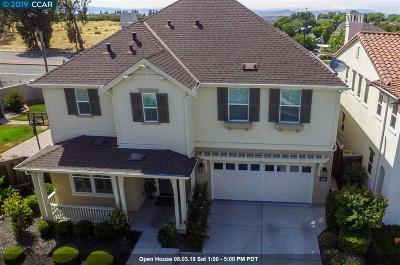 Hercules Single Family Home For Sale: 1054 Gardenia Loop