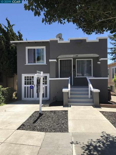 Oakland Single Family Home New: 6133 Monadnock Way