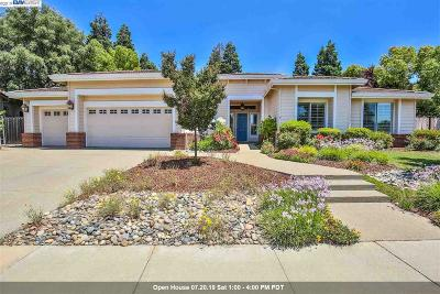 Livermore Single Family Home For Sale: 1756 Valley Of The Moon Rd