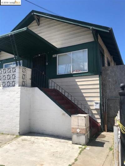 Oakland Multi Family Home New: 5743 Harmon Ave
