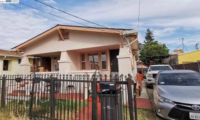 Oakland Multi Family Home For Sale: 1420 87th Ave.