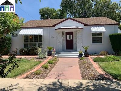 Livermore Single Family Home New: 514 S Q St