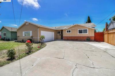 Newark Single Family Home For Sale: 37187 Edith St