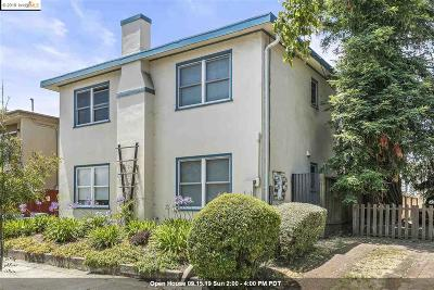 Berkeley Condo/Townhouse For Sale: 2332 Browning St