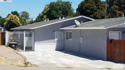 East Palo Alto Multi Family Home For Sale: 1401 E Bayshore Rd