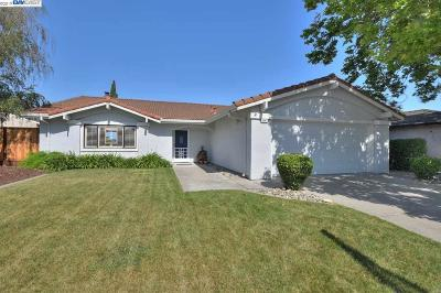 Pleasanton Single Family Home For Sale: 3647 Kirkcaldy Court