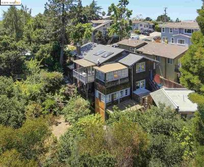 Oakland Condo/Townhouse For Sale: 4674 Dolores Ave