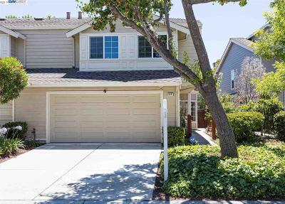Milpitas Condo/Townhouse For Sale: 515 Oroville Rd