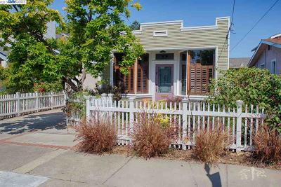 Oakland Single Family Home For Sale: 3933 Maple Ave