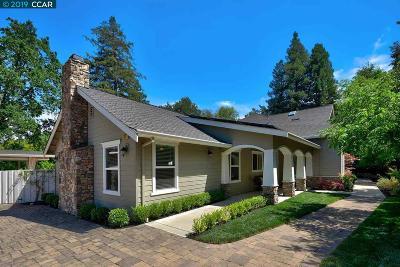 Alamo CA Single Family Home For Sale: $2,195,000