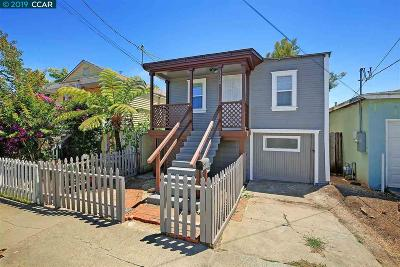 Richmond Single Family Home For Sale: 3320 Waller Ave
