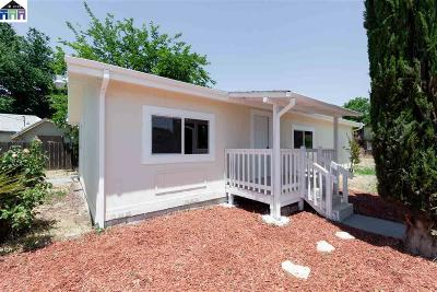 Patterson CA Single Family Home New: $229,900