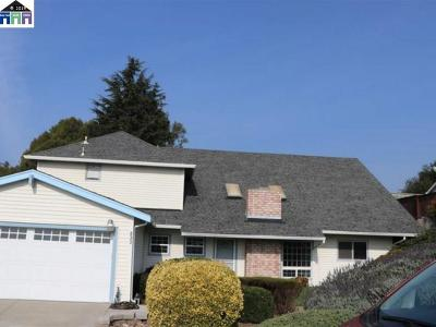 Rodeo Single Family Home For Sale: 833 Ketch Ct.