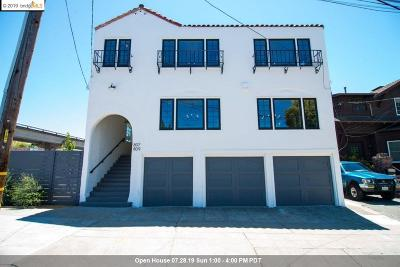 Oakland Condo/Townhouse New: 809 56th Street