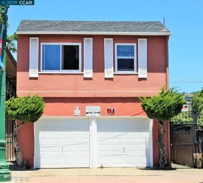 Oakland Multi Family Home For Sale: 6614 Bancroft Ave
