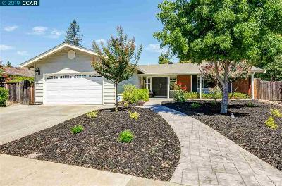 Walnut Creek Single Family Home For Sale: 3648 Sugarberry Ln