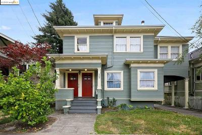 Oakland Multi Family Home For Sale: 443 62nd St