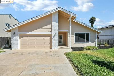 Discovery Bay CA Single Family Home For Sale: $839,000