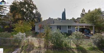 Contra Costa County Single Family Home New: 1841 Sunnyvale