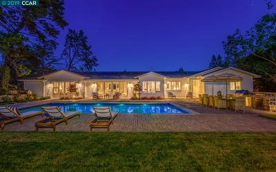 Orinda Single Family Home For Sale: 57 Charles Hill Rd