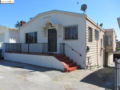 Oakland Multi Family Home For Sale: 1231 Macarthur Blvd.