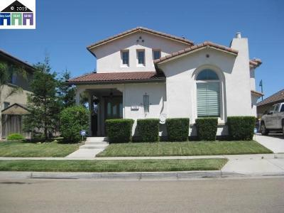 Lathrop Single Family Home New: 739 Claim Stake