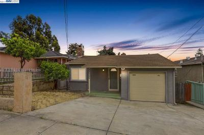 Hayward Single Family Home New: 24555 Margaret Dr