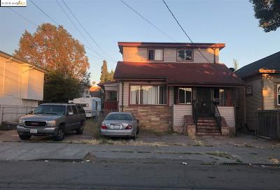 Oakland Single Family Home New: 1708 55th Ave