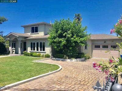 Walnut Creek CA Single Family Home New: $1,569,000