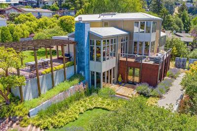 Berkeley Single Family Home New: 1152 Miller Avenue