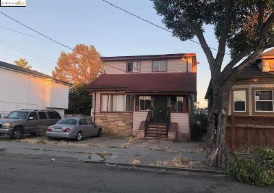 Oakland Multi Family Home New: 1708 55th Ave
