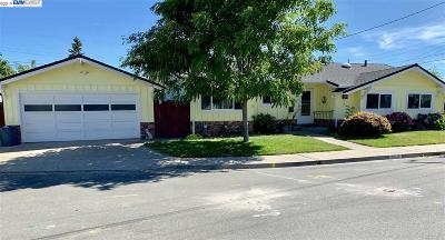 Castro Valley Single Family Home New: 20138 Normandy Ct