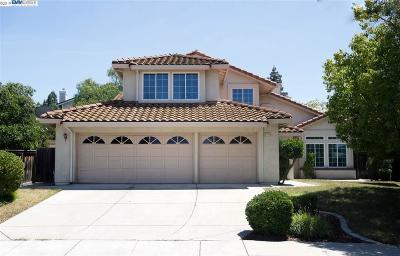 Antioch Single Family Home New: 4724 Blackburn Peak Ct