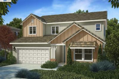 Oakley CA Single Family Home New: $616,910