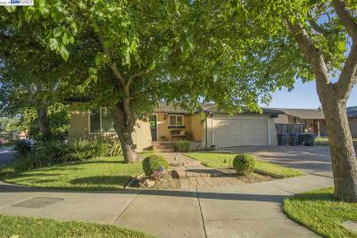 Pleasanton Single Family Home New: 4309 Denker