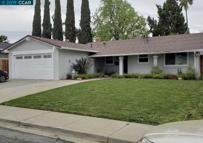 Antioch Single Family Home New: 2708 Del Oro Cir
