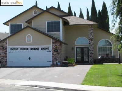 Oakley Single Family Home Price Change: 896 Stonegate Cir