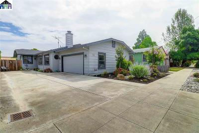 Livermore Single Family Home New: 338 McLeod Street