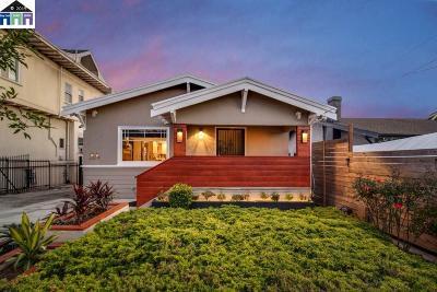 Oakland Single Family Home New: 2839 Delaware St