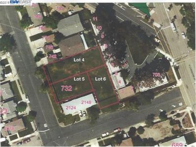 Livermore Residential Lots & Land For Sale: Lot 4 N K St
