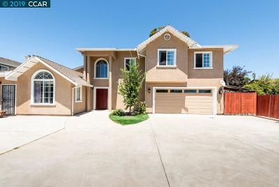 Hayward Single Family Home For Sale: 1011 Folsom Ave