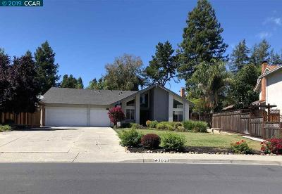 San Ramon Single Family Home New: 3023 Oakham