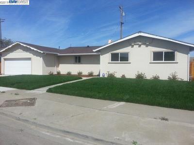 Antioch Single Family Home New: 4100 Belle Dr